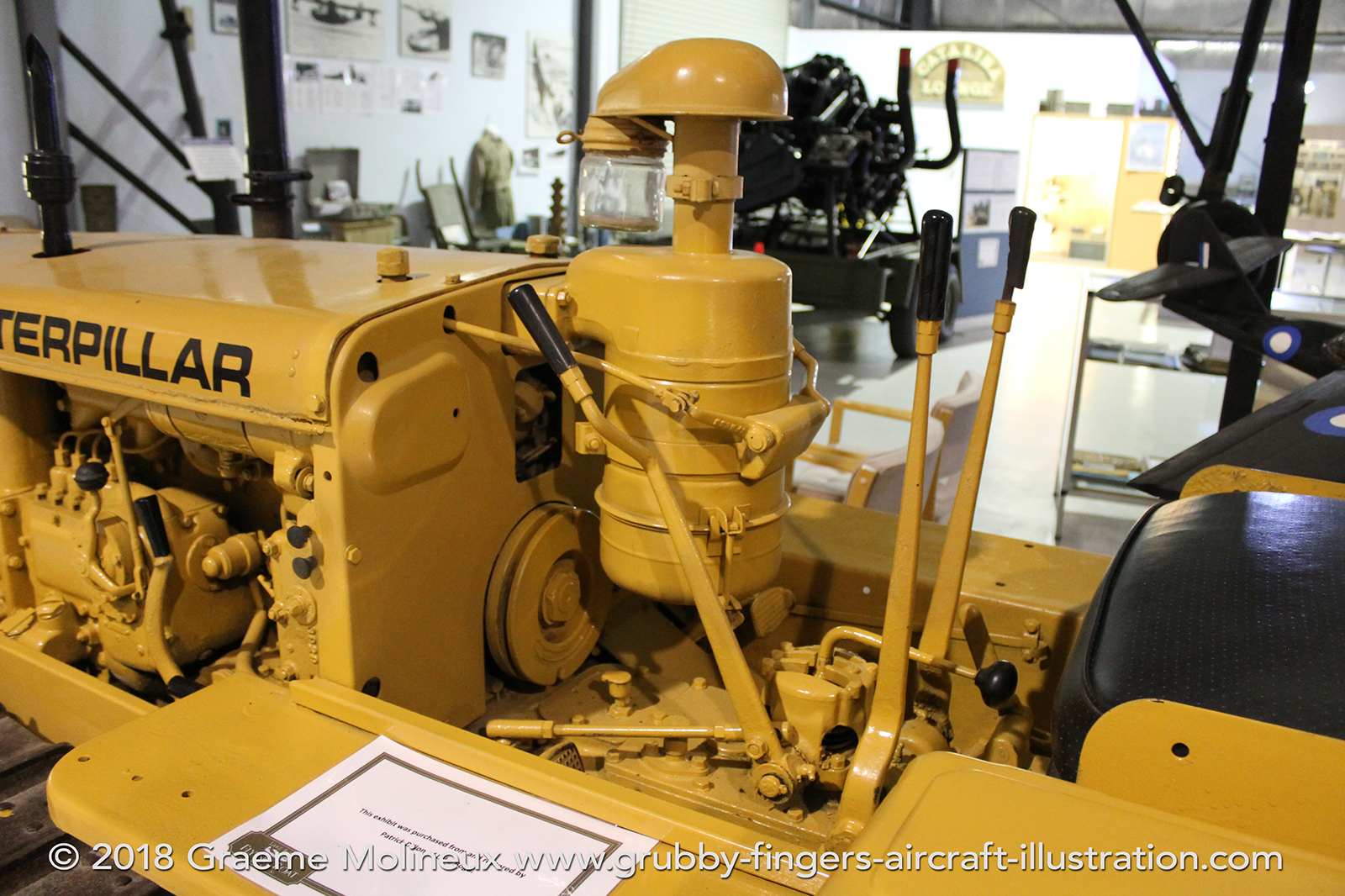 Caterpillar D2 Bulldozer Walkaround Gallery